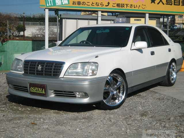 Toyota Crown, 2003 г. 3.0 (бензин) фото 1
