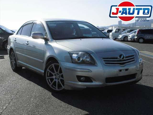 Toyota Avensis, 2005 г. 2.0 фото 2