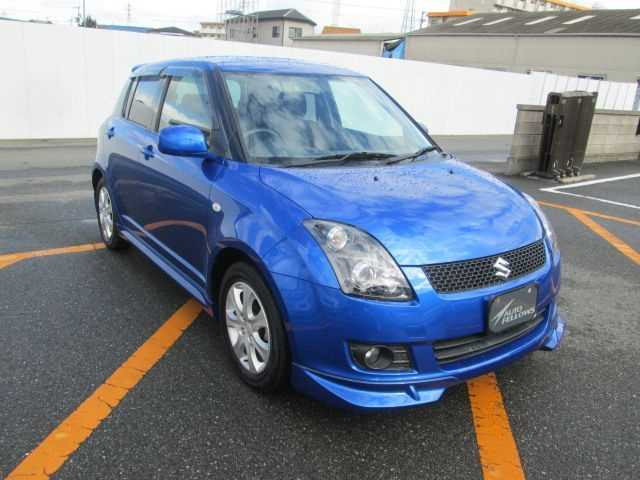 Suzuki Swift, 2010 г. 1.3 (бензин) фото 2