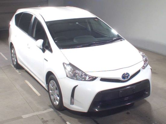 Toyota Prius A 2015г. 1800 фото 1