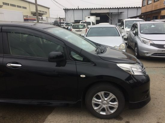 Nissan Note 2013 1200 фото 8