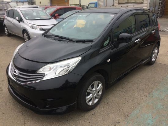 Nissan Note 2013 1200 фото 2