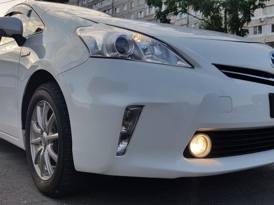 Toyota Prius A 14г 1800 фото 11