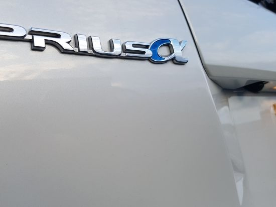 Toyota Prius A 14г 1800 фото 12