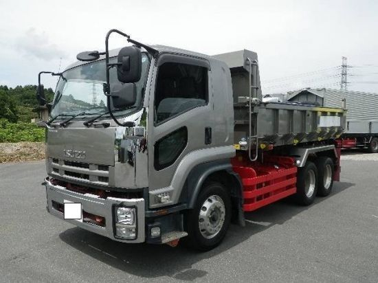 Isuzu Forward 7800сс фото 3
