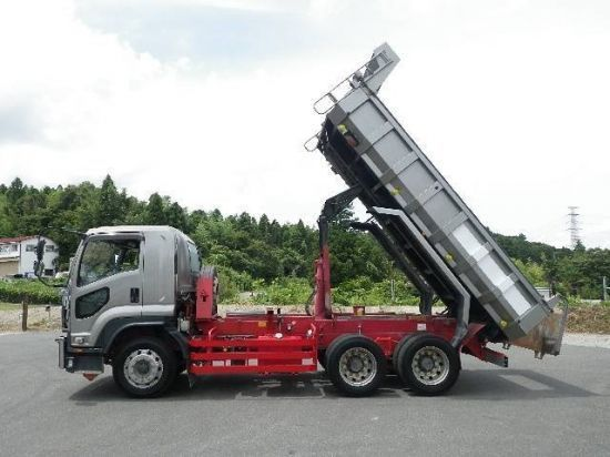 Isuzu Forward 7800сс фото 11