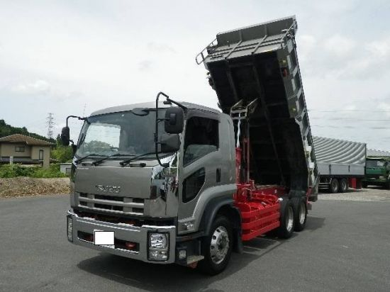 Isuzu Forward 7800сс фото 12