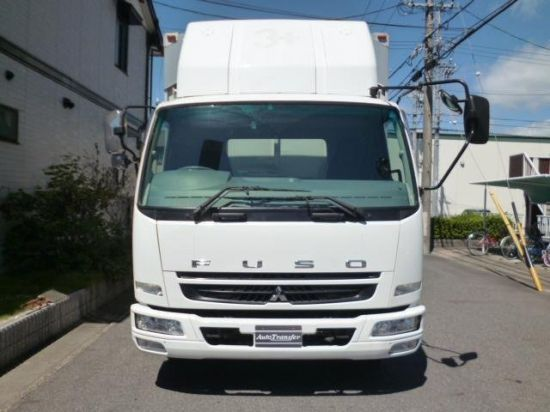 Mitsubishi FUSO Fighter 7500сс фото 2