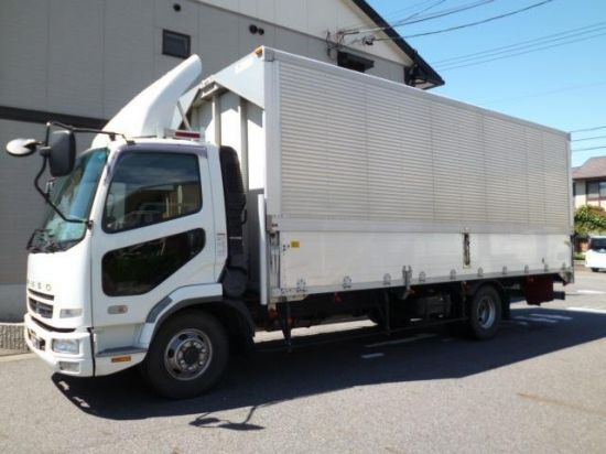 Mitsubishi FUSO Fighter 7500сс фото 4