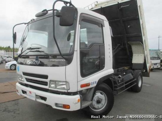 Isuzu Forward 5200сс фото 1