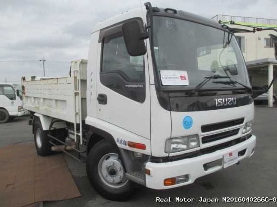 Isuzu Forward 5200сс фото 3