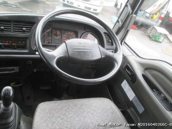 Isuzu Forward 5200сс фото 8