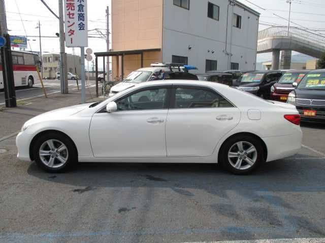 Toyota Mark X, 2009 г. 2.5 (бензин) фото 8