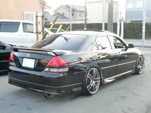 Toyota Mark II, 2002 г. 2500cc фото 5