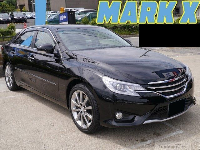 Toyota Mark X, 2016 г. 2500cc фото 1