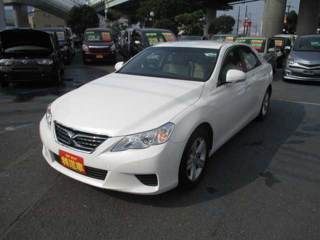 Toyota Mark X, 2009 г. 2.5 (бензин) фото 1