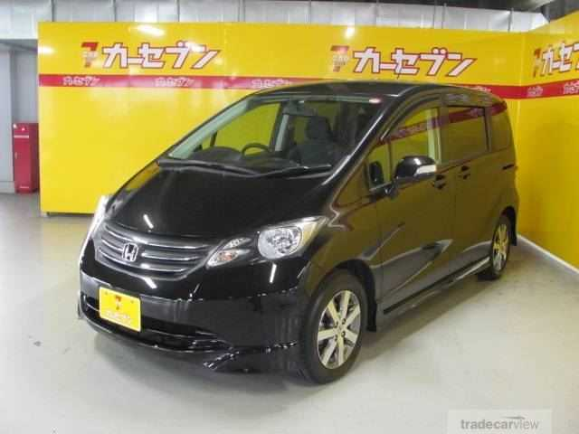 Honda Freed, 2010 г. 1.5 (бензин) фото 1
