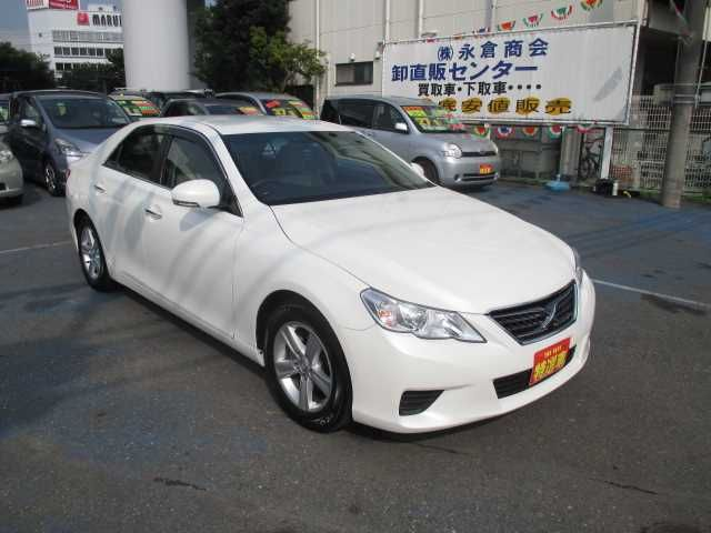 Toyota Mark X, 2009 г. 2.5 (бензин) фото 2