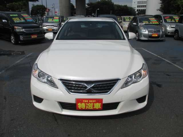Toyota Mark X, 2009 г. 2.5 (бензин) фото 3