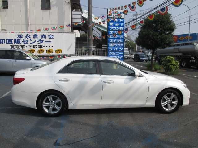 Toyota Mark X, 2009 г. 2.5 (бензин) фото 7