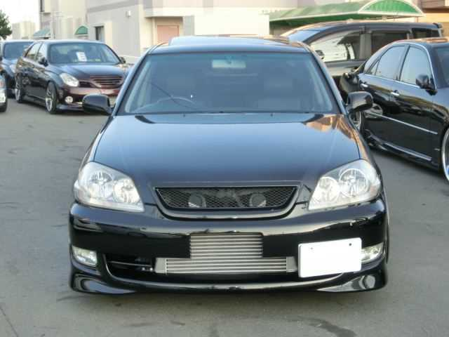Toyota Mark II, 2002 г. 2500cc фото 3