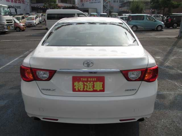 Toyota Mark X, 2009 г. 2.5 (бензин) фото 6