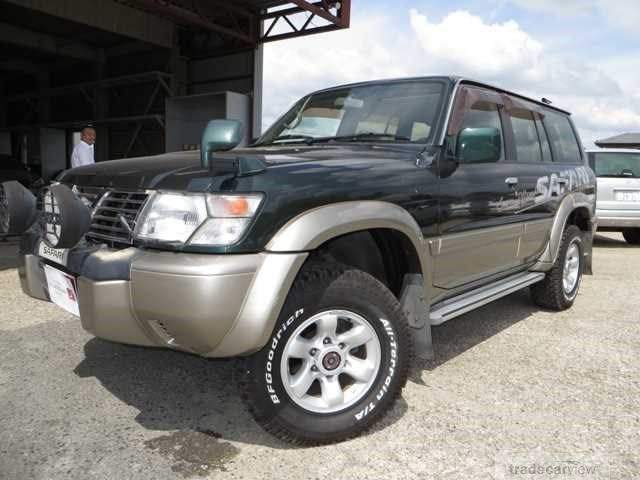Nissan Safari, 2001 г. 4.2 (дизель) фото 1