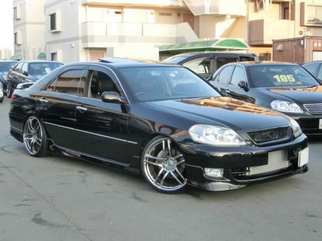 Toyota Mark II, 2002 г. 2500cc фото 2