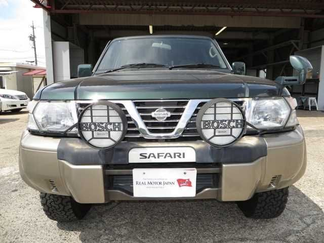 Nissan Safari, 2001 г. 4.2 (дизель) фото 3