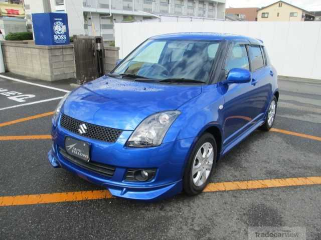 Suzuki Swift, 2010 г. 1.3 (бензин) фото 1