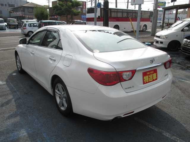 Toyota Mark X, 2009 г. 2.5 (бензин) фото 4