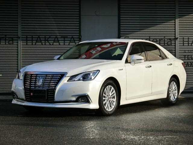 Toyota Crown, 2016 г. 2500 фото 1