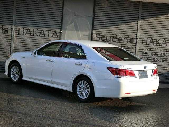 Toyota Crown, 2016 г. 2500 фото 6